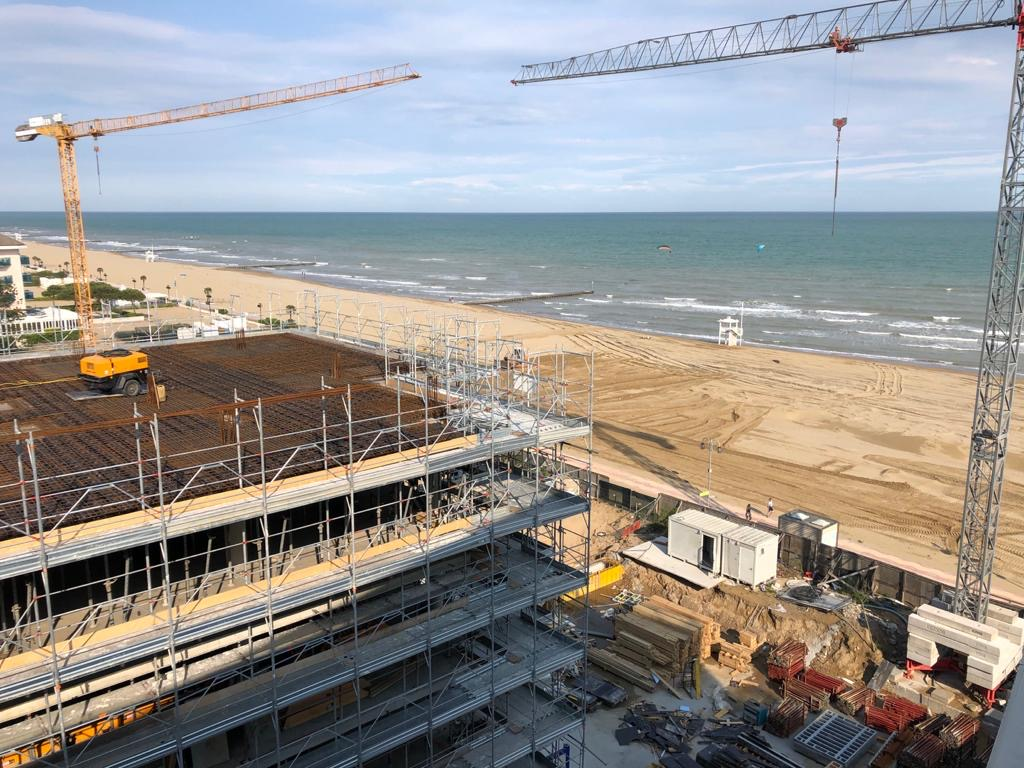 Construction Site - Jesolo - Mai 2020 (13)